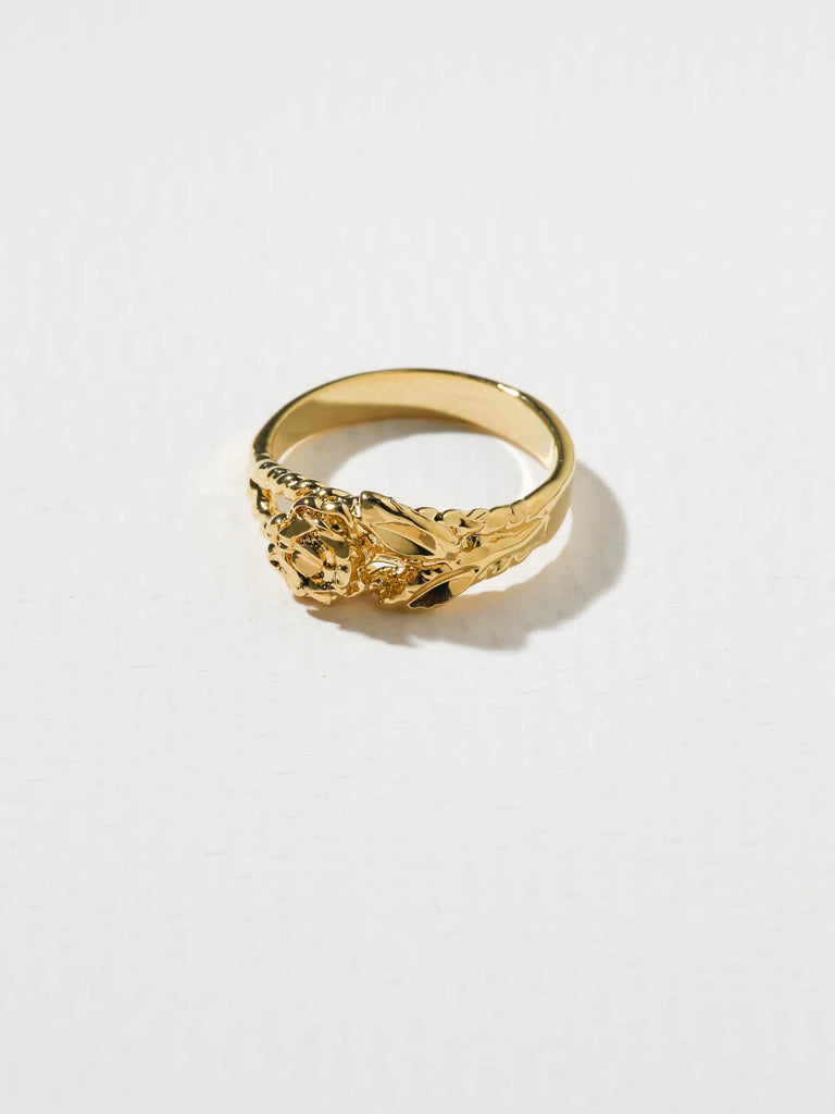 Rings The Rose Gold Ring Vanessa Mooney