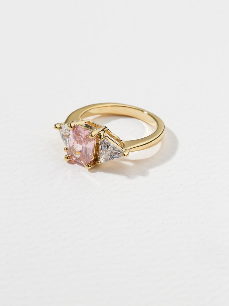 Rings The Mystic Pink Ring Vanessa Mooney