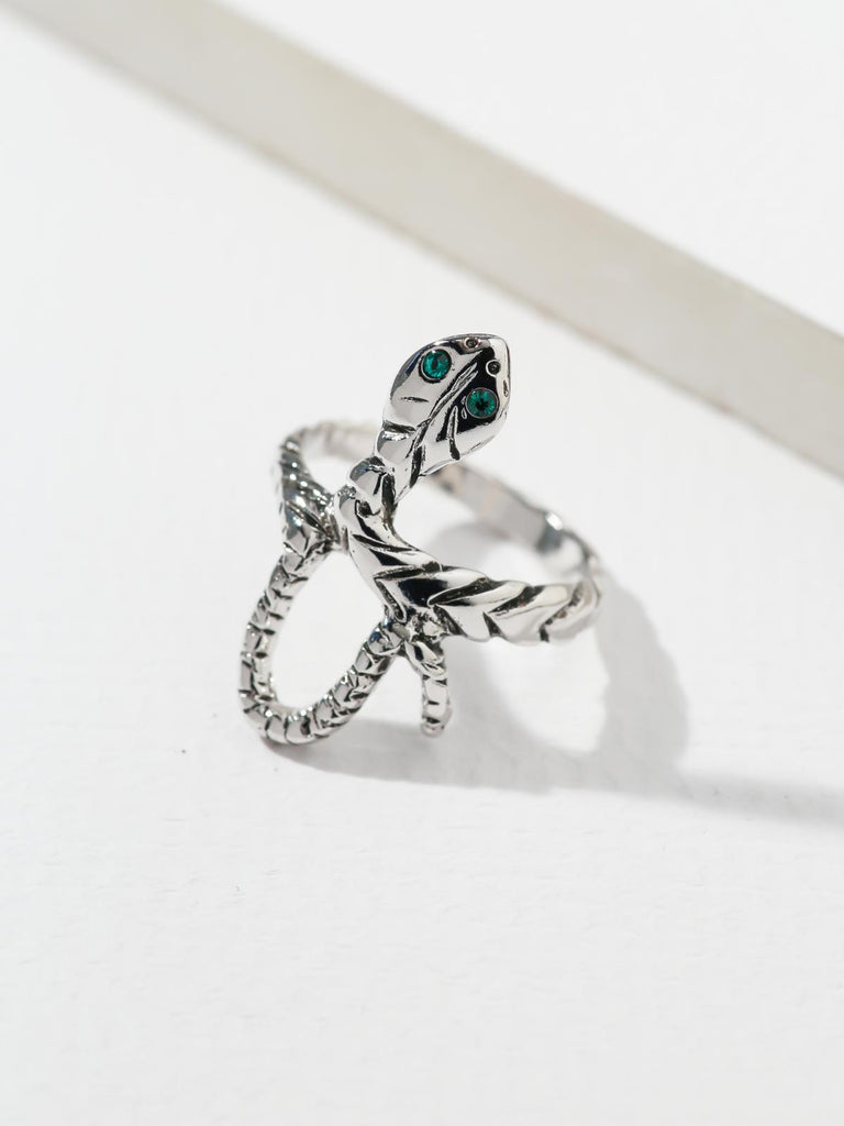 The Viper Ring - Silver