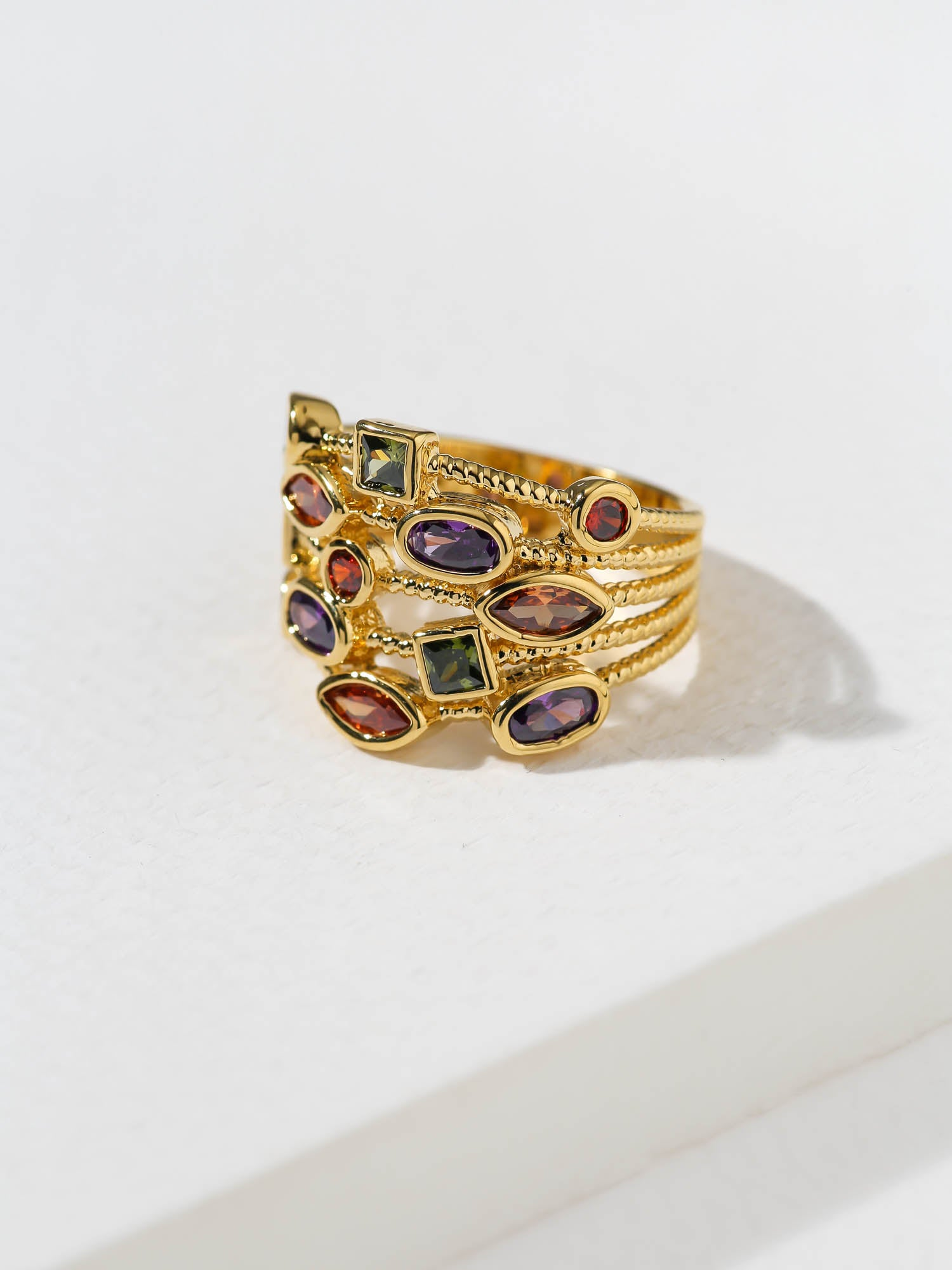 Rings The Gemstone Ring Vanessa Mooney