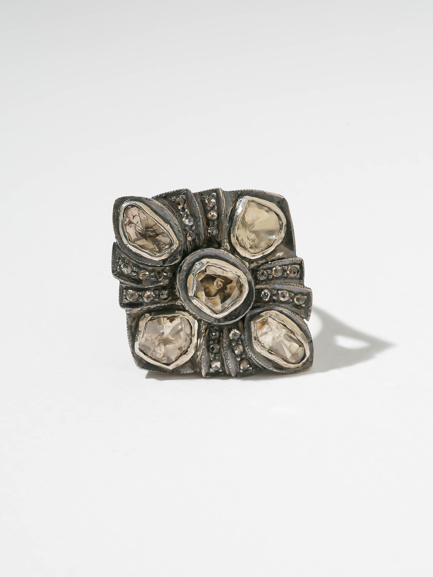 The Vintage Pluto Ring