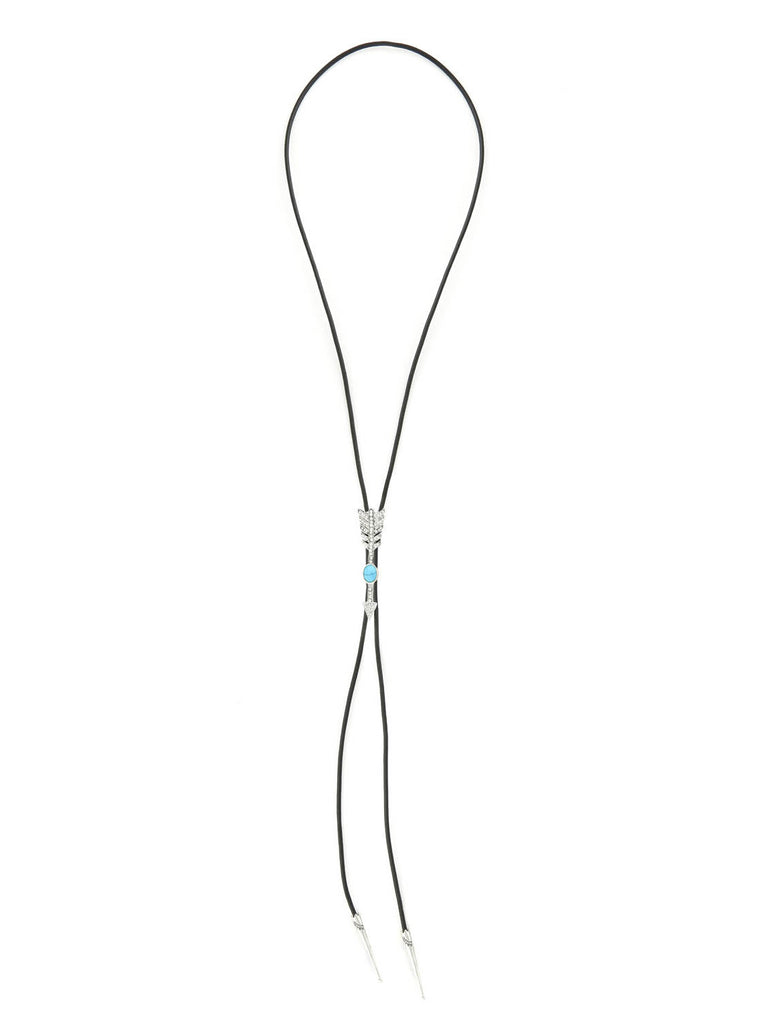 The Valley Silver/Turquoise Bolo