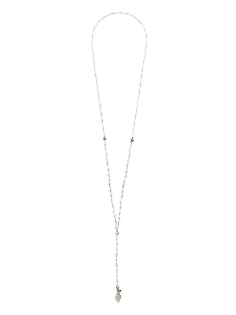 The Adelita Silver Necklace