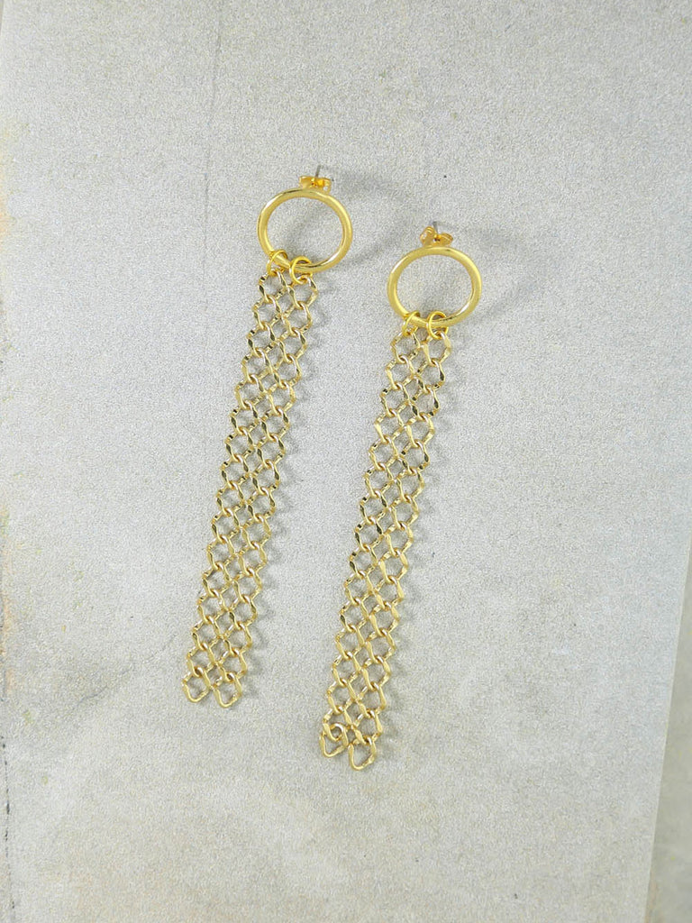 The Jules Gold Earrings