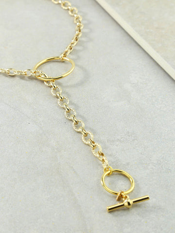 The Monaco Gold Necklace