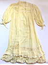 Vintage Cotton Dress - Yellow