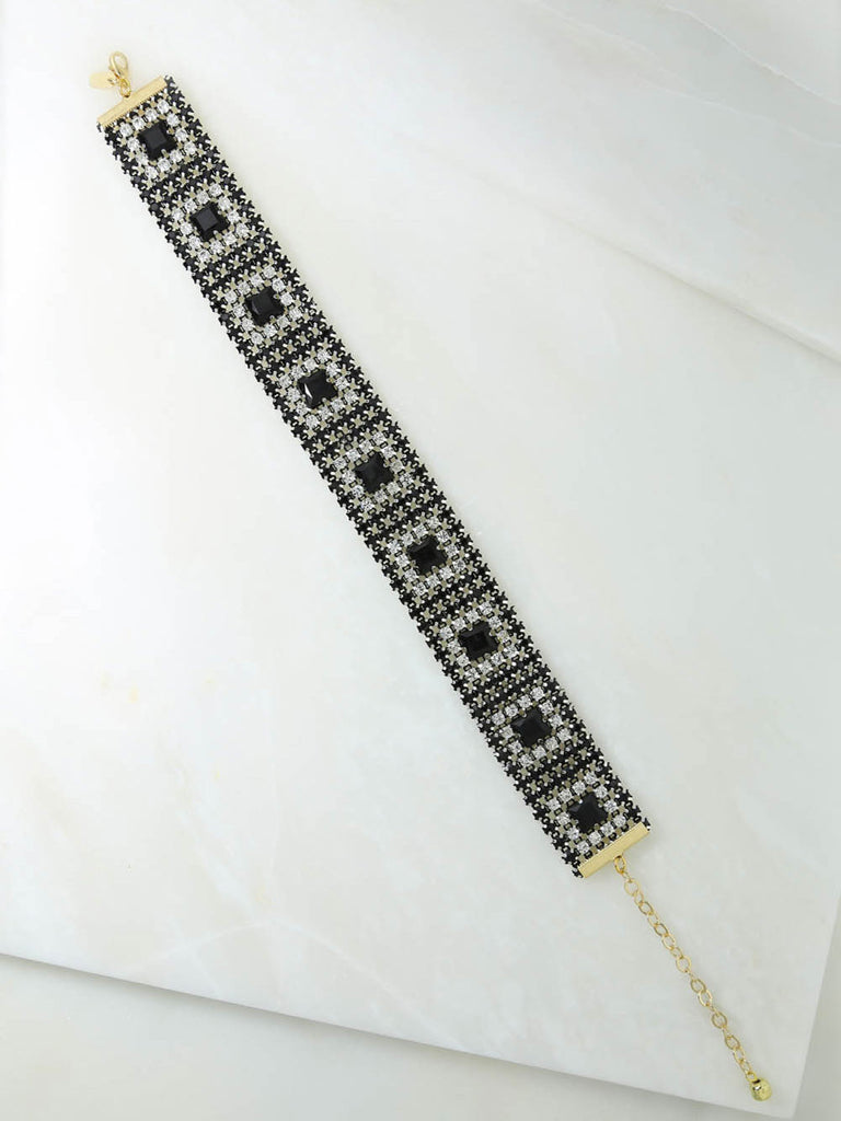 The Ace Of Spades Choker