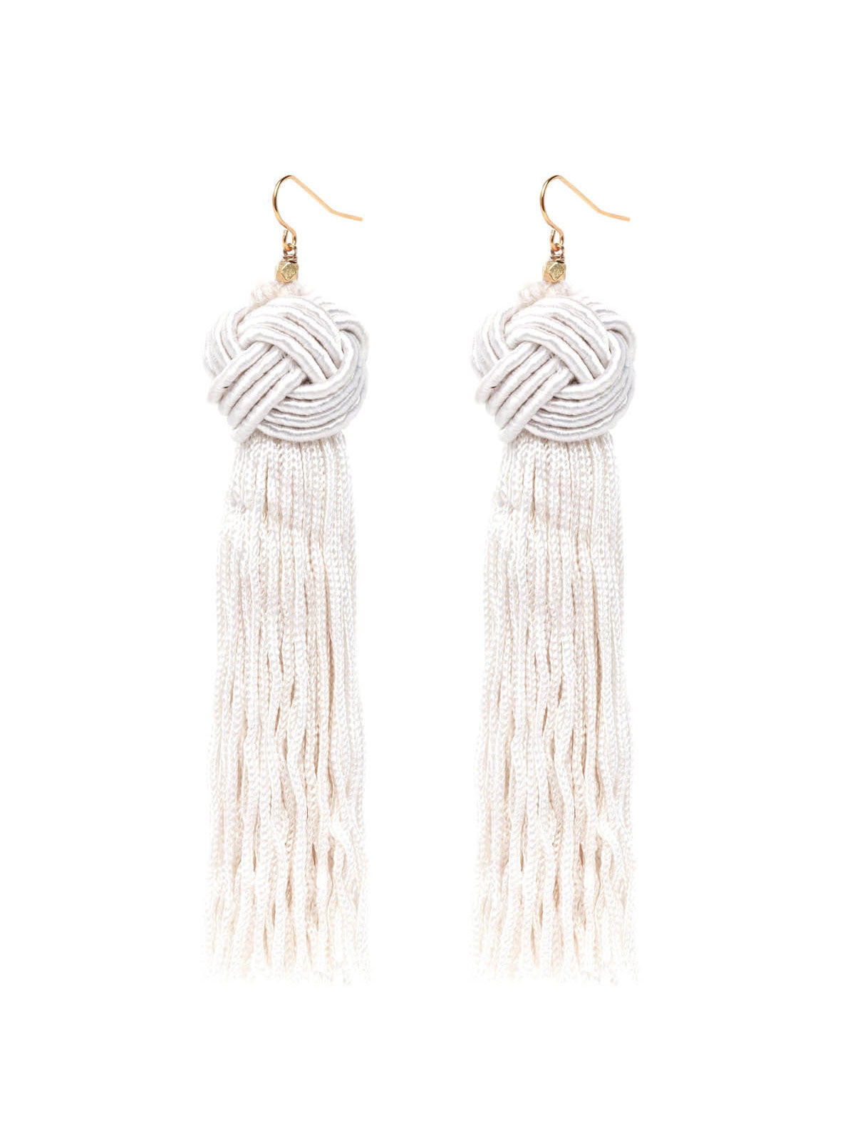 valerie file kitty tassle earrings s pink tassel original creations statement products collections sweet