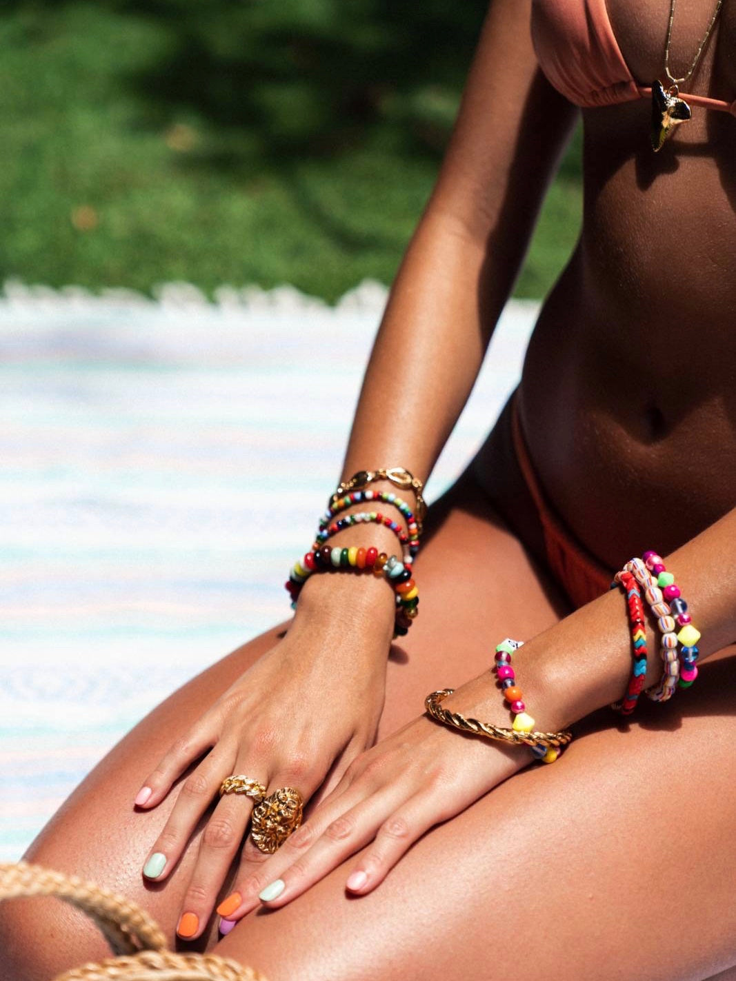 Bracelets The Wanderlust Bracelet Set Vanessa Mooney