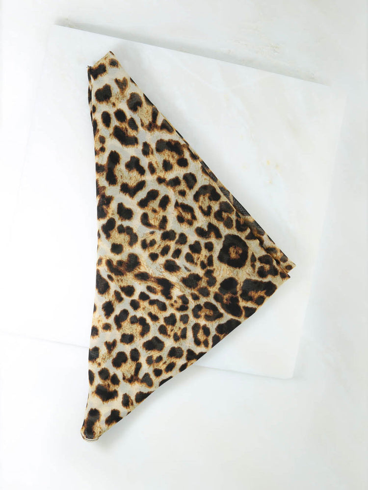 The Leopard Rush Bandana