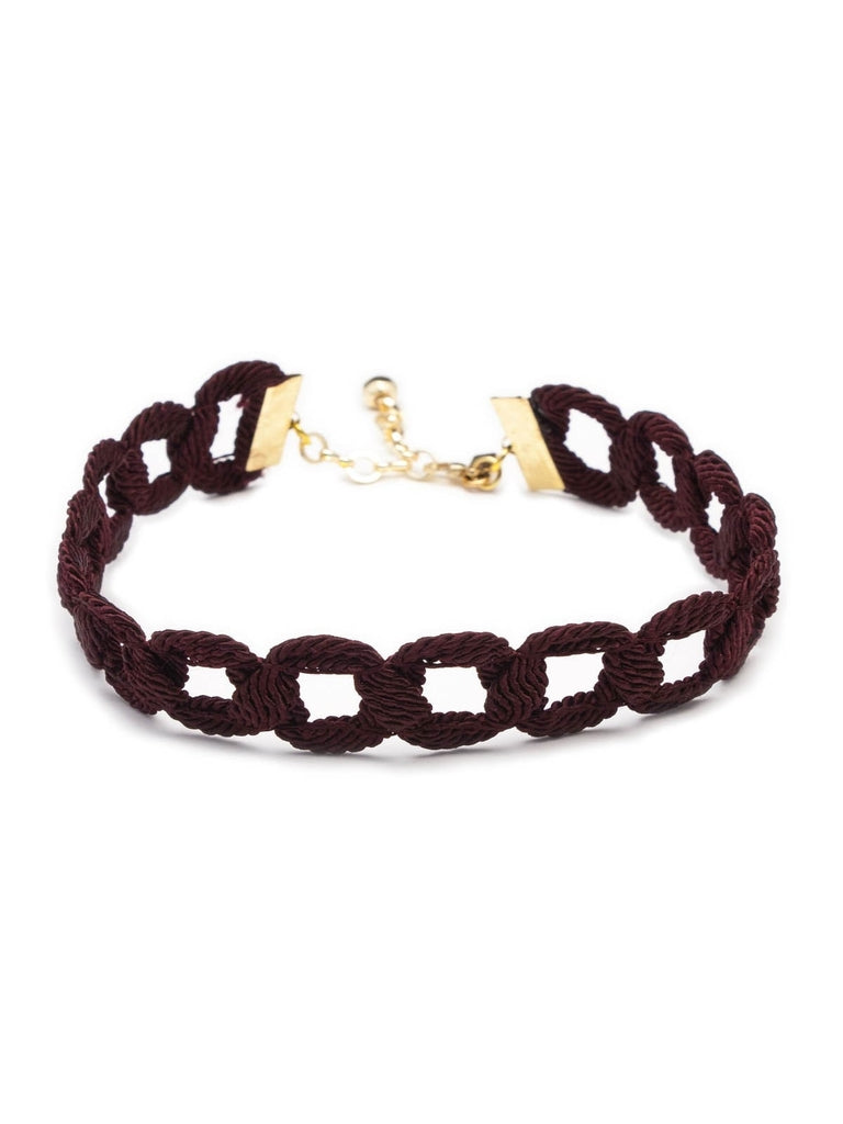 Red Wine Choker