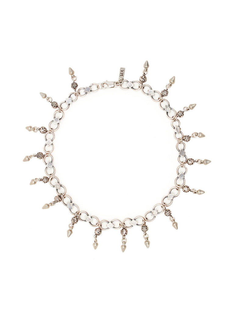 The Sadie Silver Choker