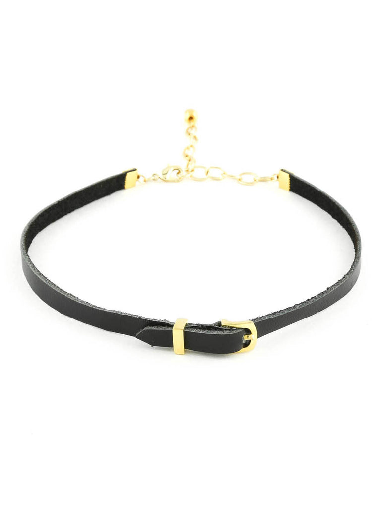 The Urban Gold Choker