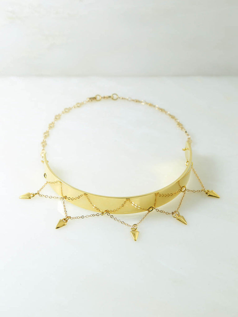 The Sabbath Collar Necklace