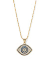 The Harlow Evil Eye Necklace