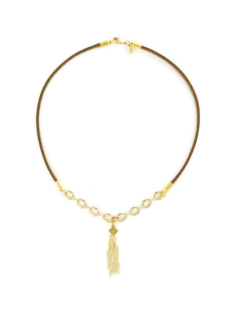 The Lone Star Gold Necklace