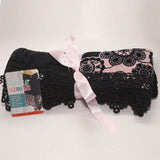 Boho Chic - Black Lace - PLUS One Size