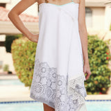 Boho Chic - White Lace