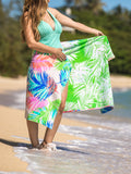 Key West Palms - Plus Size (Cotton Terry)