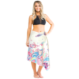 Paisley Sunset - Plus Size (Microfiber)