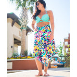 Tropical Jungle Microfiber - PLUS Size