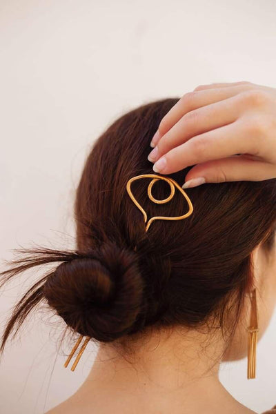 Ojo hair stick