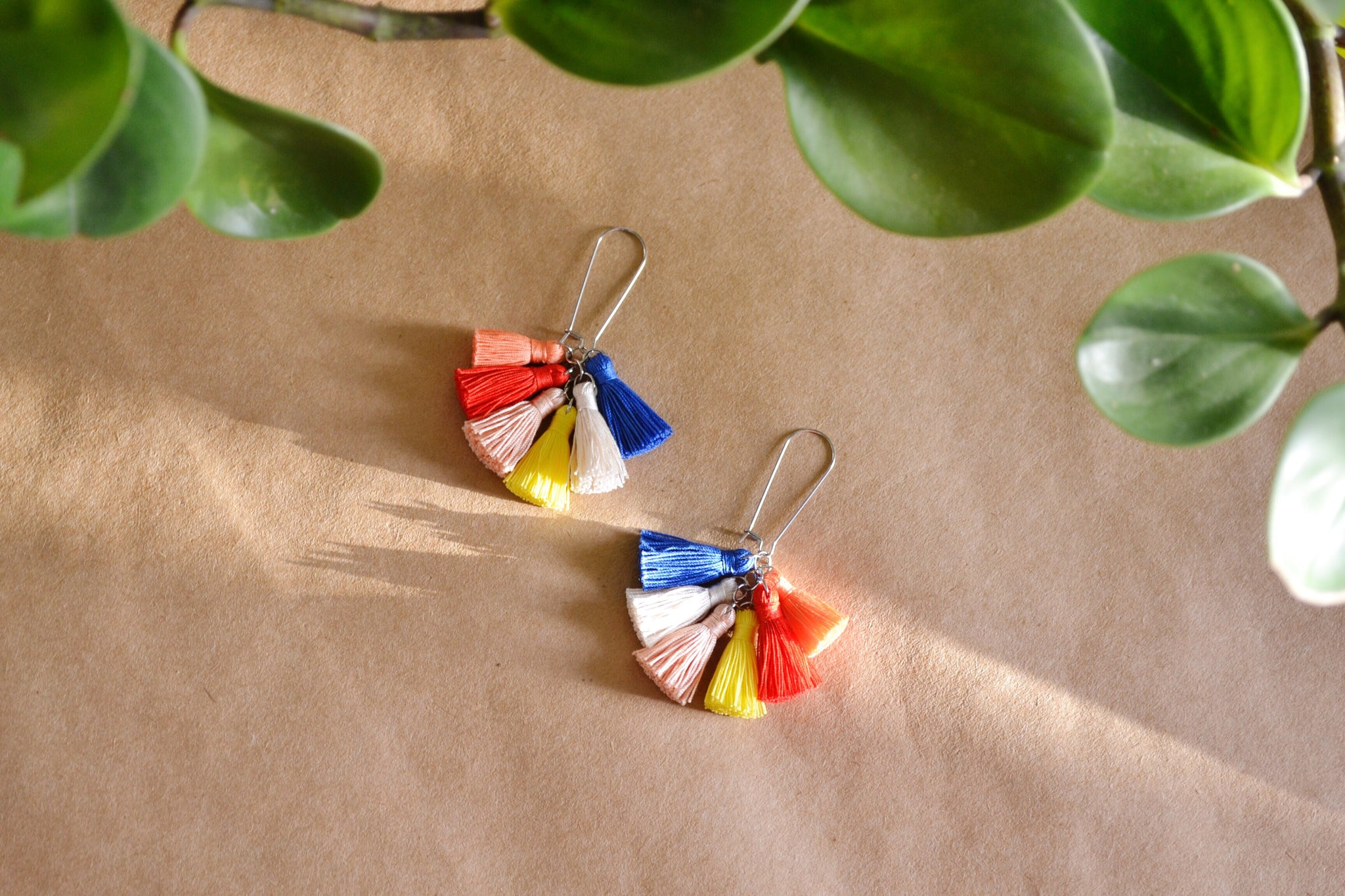 Suyi earrings combination 3
