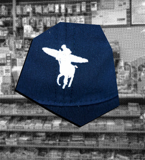 Ralph Don't Surf Hat (Navy)
