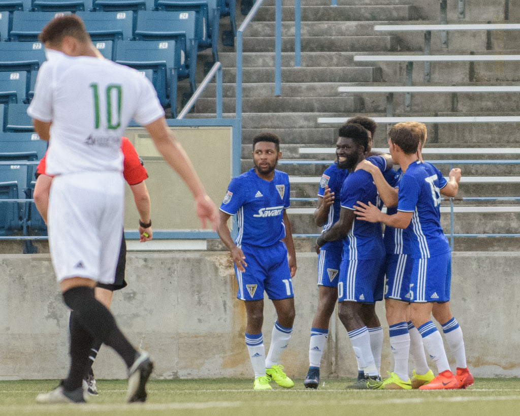 Knight Scores Third Goal of Season as Virginia Beach City FC Defeats Charlottesville Alliance FC 2-0