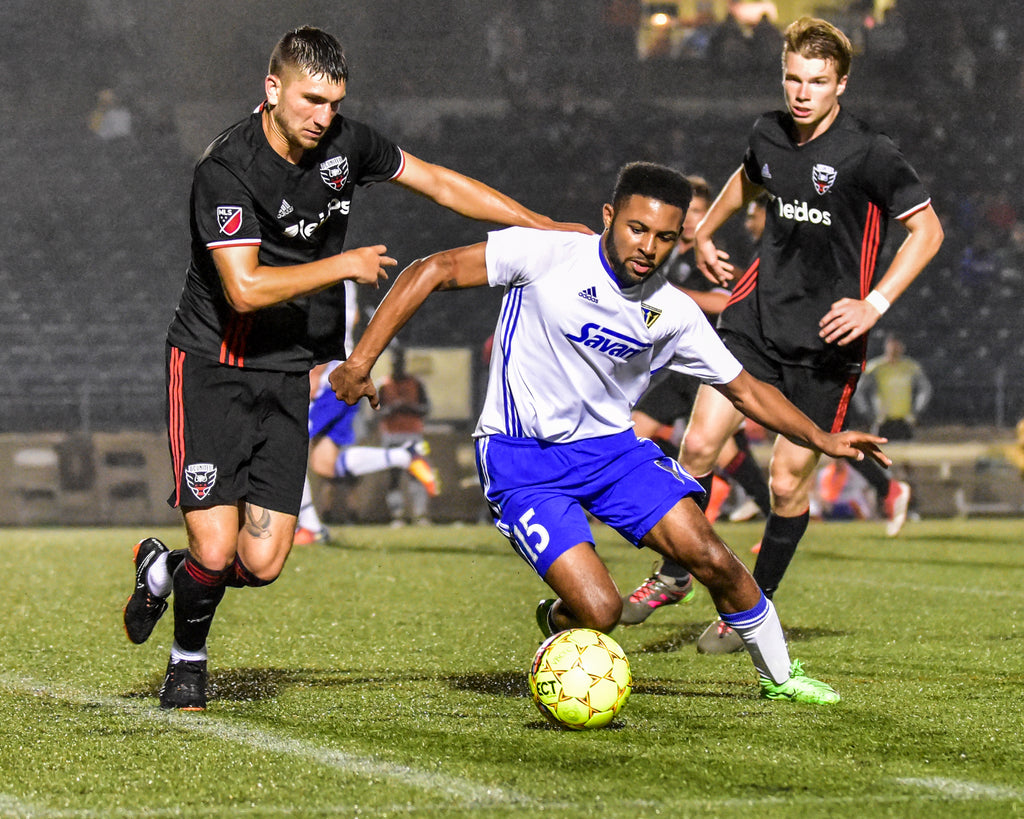 Virginia Beach City FC Draws With DC United's U-23 Squad in Friendly