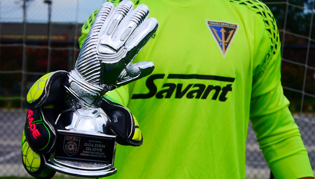 Christian Coulson Named 2019 NPSL Golden Glove Winner
