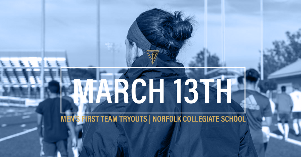 Virginia Beach City FC to Hold Open Tryouts Ahead of the 2021 NPSL Season