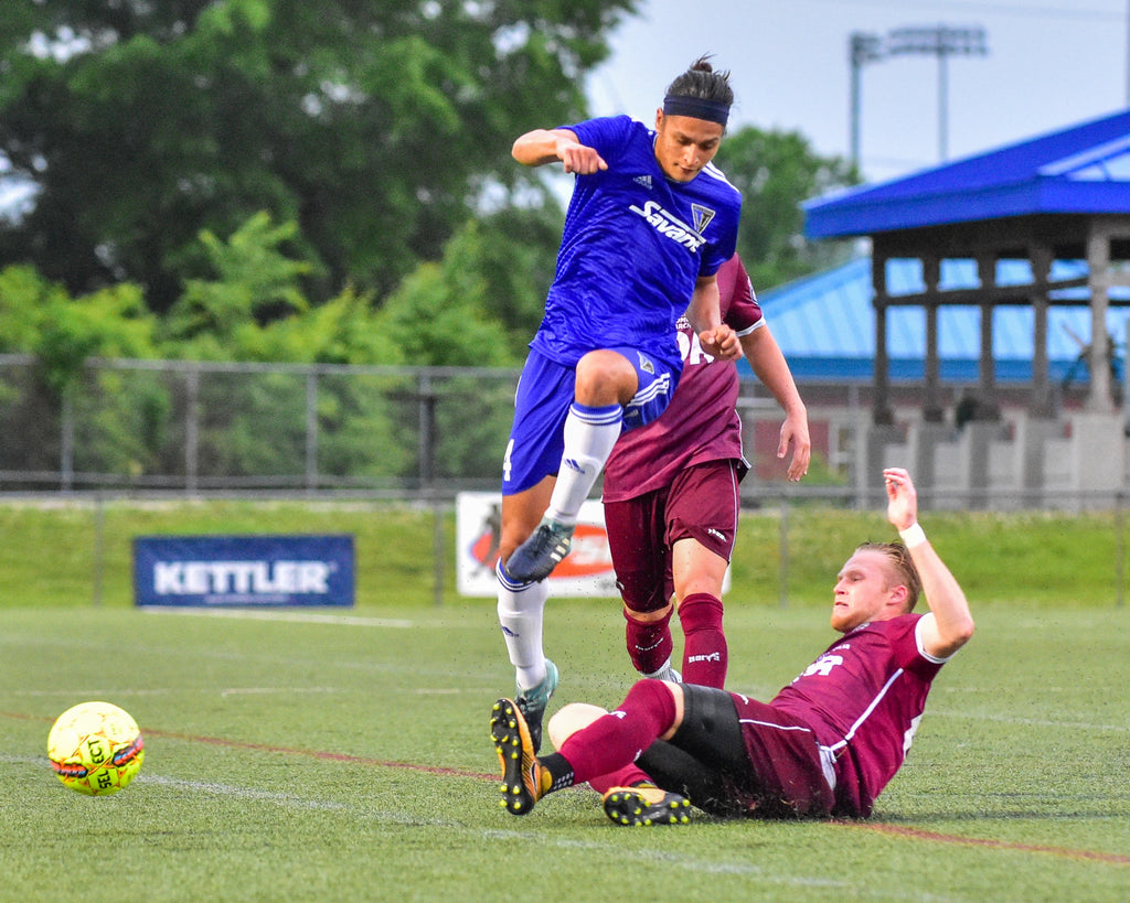 Virginia Beach City FC Draws With FC Baltimore in Season Rematch