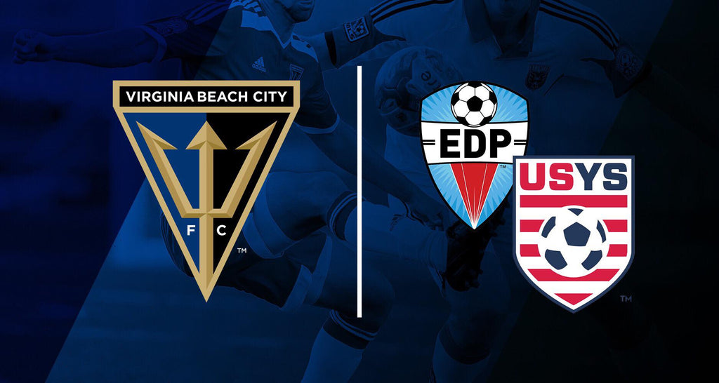 Virginia Beach City FC Academy Joins US Youth Soccer EDP National League and EDP Conferences Starting Fall 2019