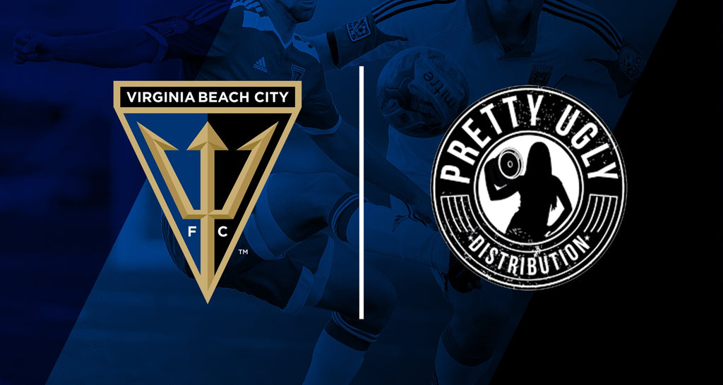 Virginia Beach City FC Announces Partnership With Locally-Owned Pretty Ugly Distribution Craft Beer