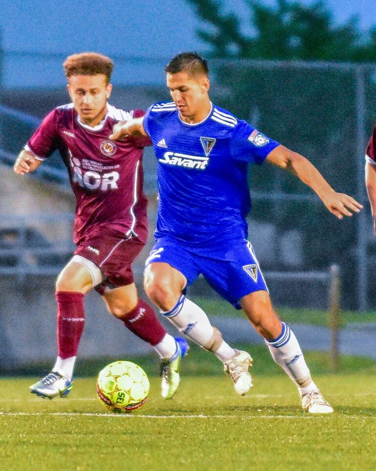 Virginia Beach City FC Falls in Home-Opener to FC Baltimore