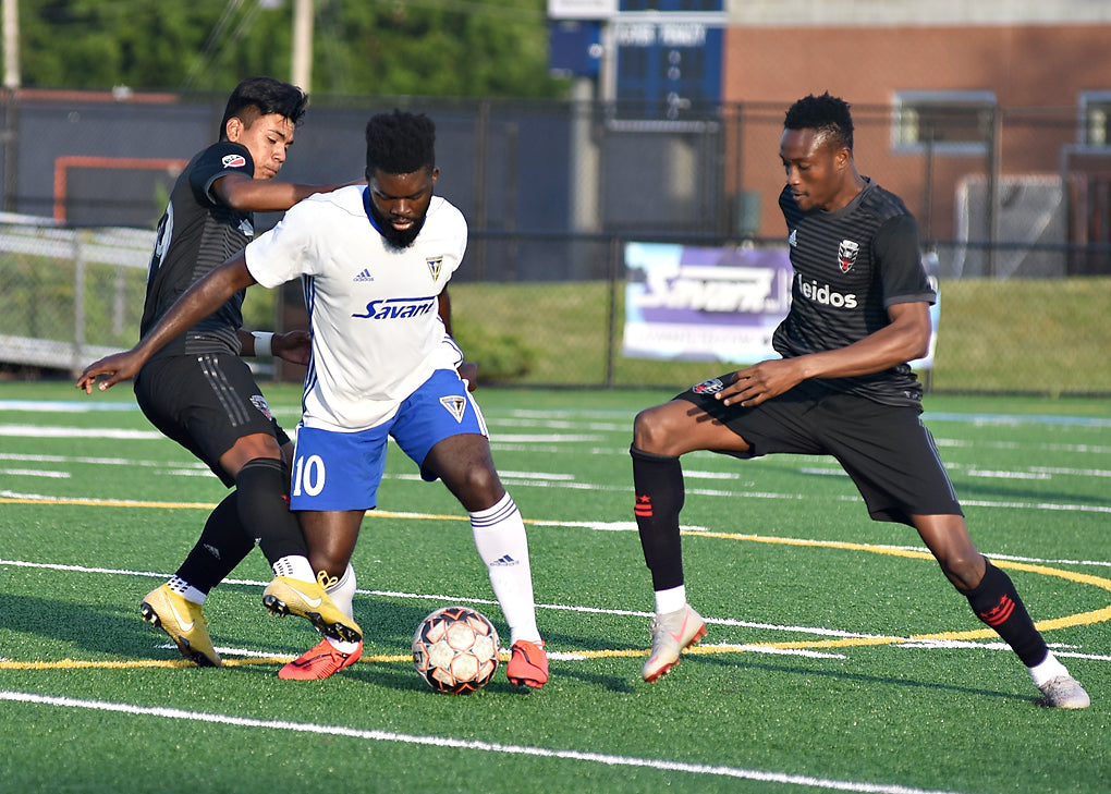 Virginia Beach City FC Draws With DC United's U-23 Squad in Latest Friendly