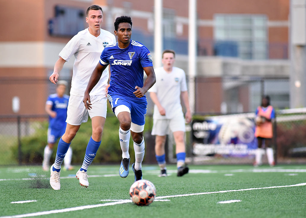 Kahsay Scores Seventh Goal to Push Virginia Beach City FC Past FC Frederick