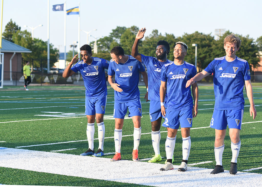 Virginia Beach City FC Wins First Home Match at Powhatan Field vs. Charlottesville Alliance FC