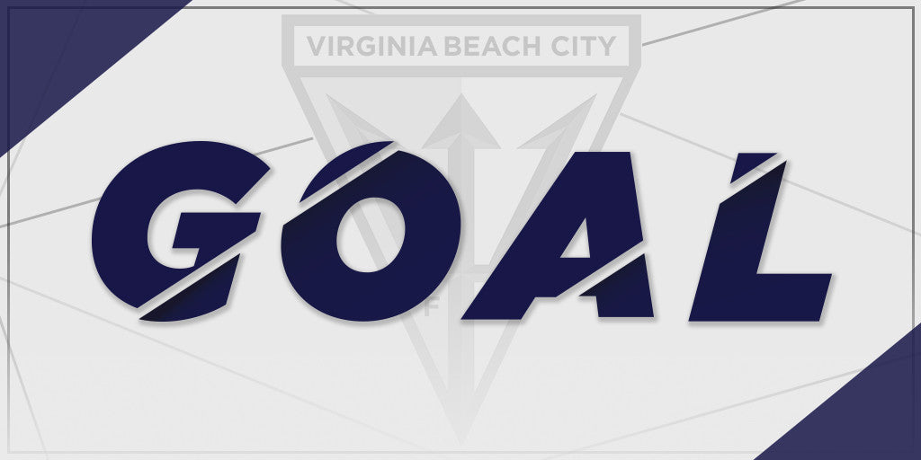 GOAL: Farnsworth Nets First Goal of the Match | Virginia Beach City FC