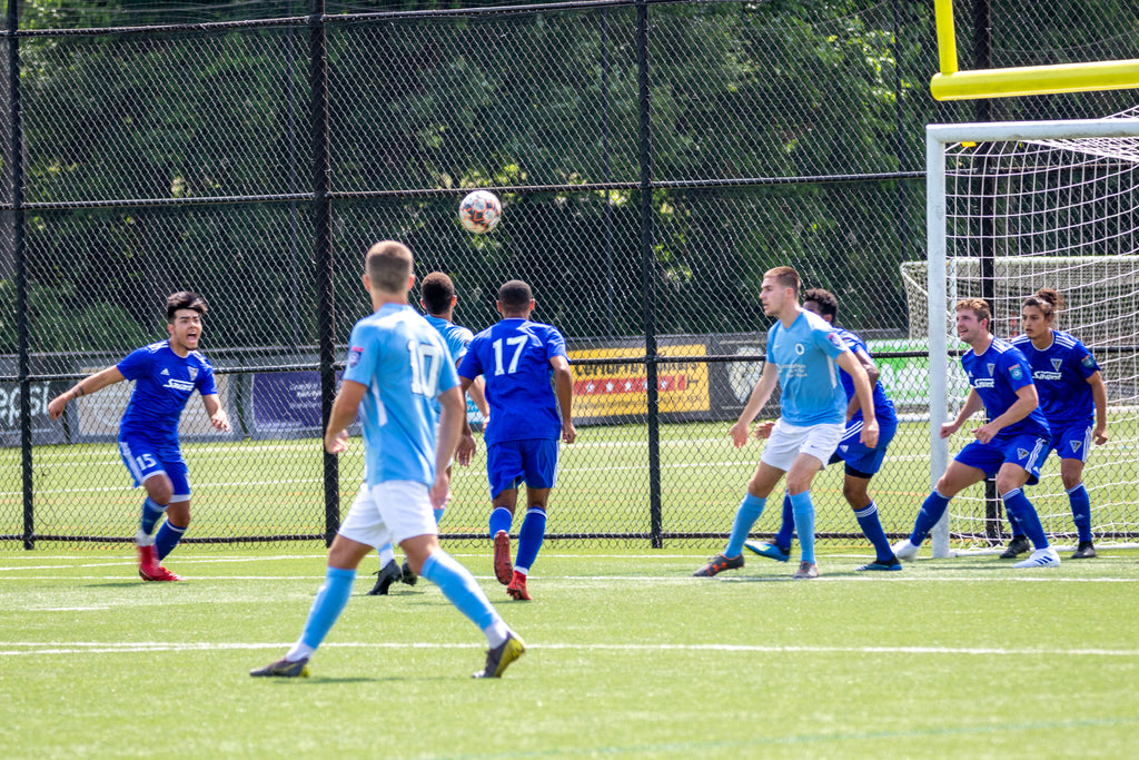 Virginia Beach City FC Stuns Northern Virginia United in Critical Conference Matchup