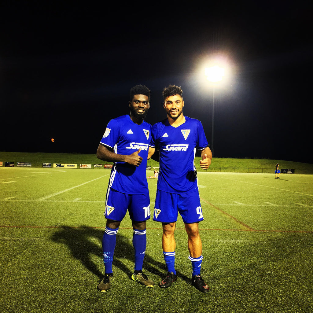 Virginia Beach City FC's Prince Idornigie Wins 2017 Staples NPSL Goal of the Year