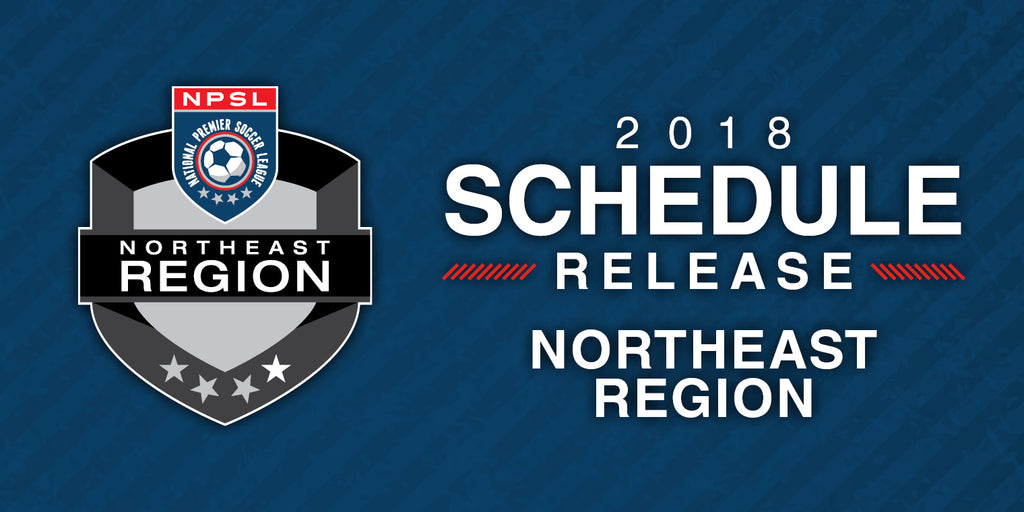 NPSL North East Region Releases 2018 Regular Season Schedule | Virginia Beach City FC