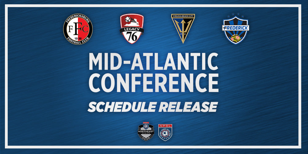 VB City FC Announce 2017 NPSL Regular Season Schedule