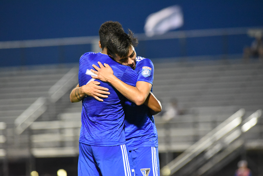 Virginia Beach City Wins NPSL National Game of the Week in Dominating Fashion