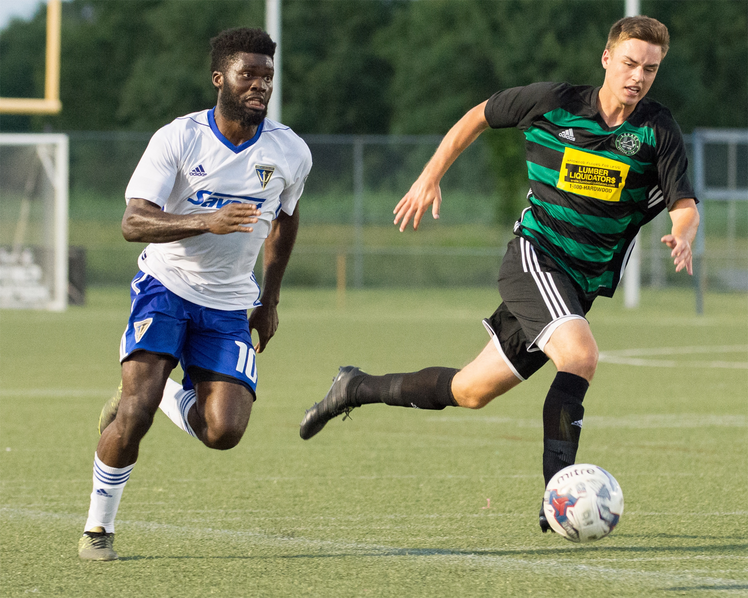 Virginia Beach City FC Look to Stay Unbeaten in League Play on Father's Day