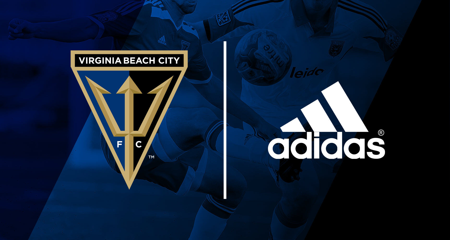 Virginia Beach City FC and Adidas Extend Partnership Through 2021