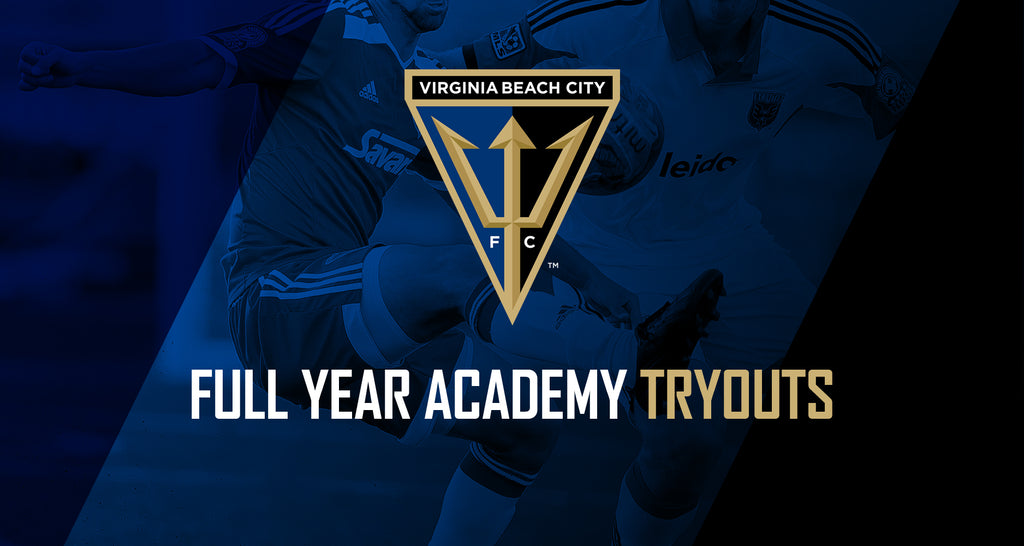 VB City FC Announce 2018-2019 Full Year Academy Tryouts