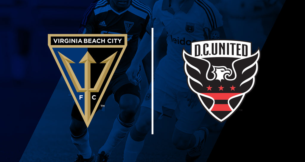 Virginia Beach City FC Announce Strategic Partnership with D.C. United