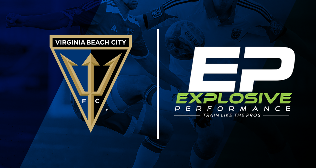 Virginia Beach City FC Announces Sponsorship Agreement With Explosive Performance
